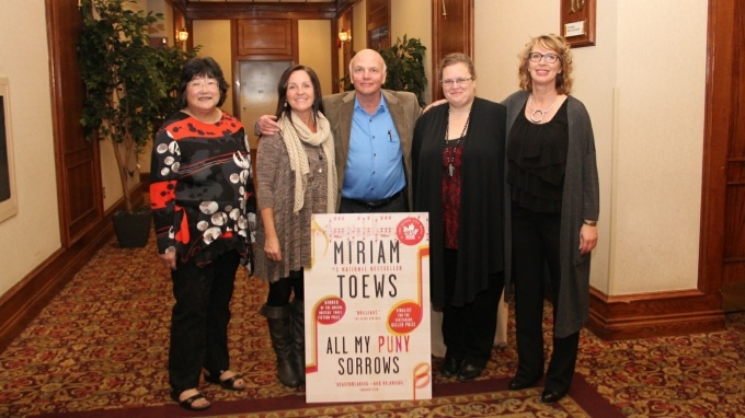An Evening with Miriam Toews