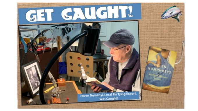 Get Caught | One Book 2019