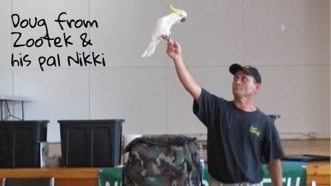 Doug from Zootek & his pal Nikki