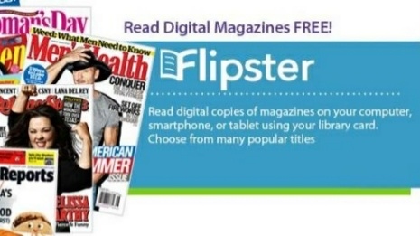 flipster Read Digital Magazines for Free
